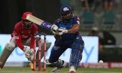 Kings XI Punjab vs Mumbai Indians Live Cricket Score IPL 2020: Rohit hits fifty as MI set for big fi