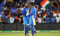 Just couldn't do ordinary stuff to be picked when MS Dhoni was around, says Karthik