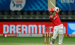 Live Score Kings XI Punjab vs Delhi Capitals IPL 2020: Maxwell key for KXIP in 165 chase