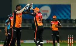 Live Score Rajasthan Royals vs Sunrisers Hyderabad IPL 2020: SRH bowlers restrict RR to 154/6