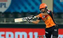 Live Score Rajasthan Royals vs Sunrisers Hyderabad IPL 2020: Pandey takes charge after openers depar