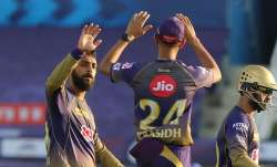 Live Score Kolkata Knight Riders vs Delhi Capitals IPL 2020: Varun Chakravarthy puts DC on backfoot