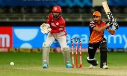 Live Score Kings XI Punjab vs Sunrisers Hyderabad IPL 2020: Pandey, Shankar take charge in 127 chase