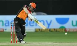 Live Score Sunrisers Hyderabad vs Delhi Capitals IPL 2020: SRH off to a solid start