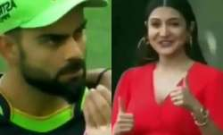 Virat Kohli's video asking pregnant wife Anushka Sharma if she has eaten is adorable