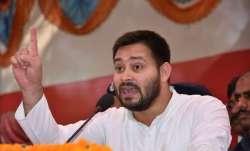 Bihar Election 2020: Tejashwi Yadav says CM Nitish Kumar is tired, JD(U)-BJP hit back