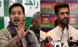 As Tejashwi, Chirag defend their fathers' legacies, others from pol families take poll plunge
