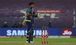 Suryakumar Yadav after producing a match-winning knock