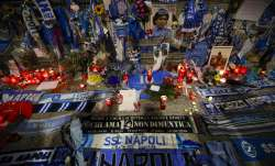 Maradona died at his home in the northern outskirts of