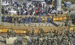 Farmers gather at Delhi-Noida border: Key route closed for traffic movement | check alternate entry