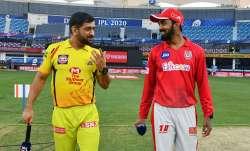 MS Dhoni and KL Rahul