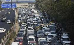 delhi traffic advisory, farmers protest traffic advisory, noida link road, noida chilla border close