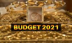 gold budget 2021