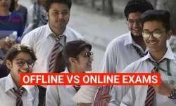 CBSE Class 9 online exams, CBSE Class 11 online exams, online offline exams, cbse exams, cbse class