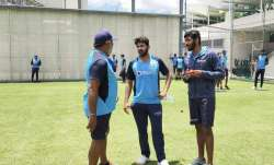 Shardul Thakur and Jasprit Bumrah