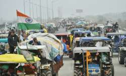 15,000 farmers launch Nashik-Mumbai 'vehicle march'