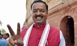 UP deputy CM gives 30-month salary for Ram temple