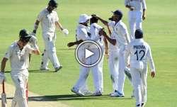 t natarajan, t natarajan india, t natarajan team india, t natarajan maiden wicket, t natarajan matth