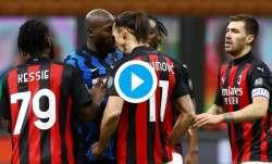 Romelu Lukaku Zlatan Ibrahimovic