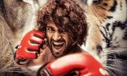 Karan Johar unveils 'punching' first poster of Vijay Deverakonda-Ananya Panday starrer Liger, Karan