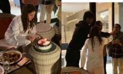 Inside Shehnaaz Gill's fun birthday bash with Sidharth Shukla and family