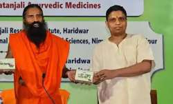 Balkrishna defends Coronil, wants doctors' association to withdraw remarks