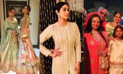Sridevi's 3rd Death Anniversary: Photos of the iconic actress days before her untimely demise
