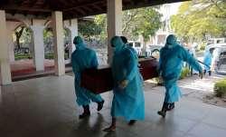 Sri Lanka covid victim cremation