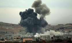 syria bomb attack, US bomb attack in syria