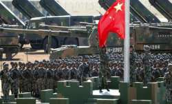 China hikes defence budget to USD 209 billion, 6.8 per cent