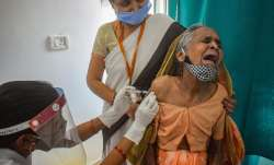 UP first state to vaccinate over 20 lakh people: Govt