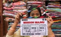 Rashmika Mandanna, Mission Majnu