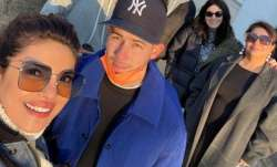 Priyanka Chopra enjoys family date with Nick Jonas & Madhu Chopra