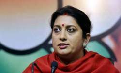 'No HERO Without HER': Smriti Irani lauds role of women