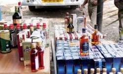 Agra, UP, illicit liquor, illicit liquor seizure, Shamsabad block, Agra crime, Arms Act, Excise Act,