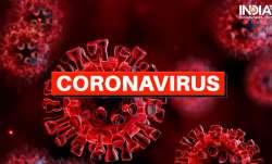 coronavirus travels through air