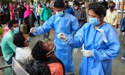 India records 200,739 COVID-19 cases, 10,38 deaths highest