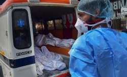 Raipur, COVID hospital fire, Chhattisgarh COVID hospital fire, death in Chhattisgarh COVID hospital