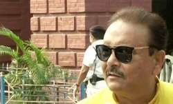 TMC leader Madan Mitra has been admitted to SSKM Hospital,