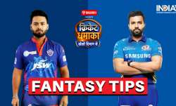 Mumbai Indians vs Delhi Capitals Dream11 Prediction: IPL 2021 Fantasy Tips