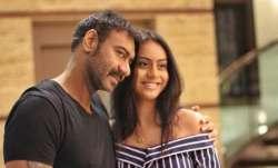 Ajay Devgn's heartfelt birthday wish for daughter Nysa