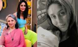 Kareena Kapoor reveals Sharmila Tagore hasn't met 'the little one' yet