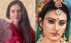 Sita aka Dipika Chikhlia wishes fans on Ram Navami with Ramayan's character sketches