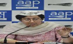 Delhi, Covaxin stock, 18-44 age group, 125 vaccination centres, AAP leader, Atishi, coronavirus pand