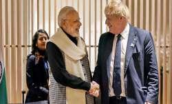 India, UK unveil 10 year roadmap; Announce enhanced trade partnership