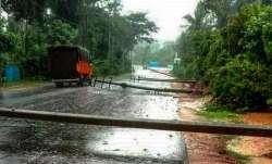 Cyclone Tauktae wreaks havoc across Goa, Karnataka