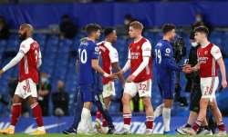 Premier League: Emile Smith Rowe scores sole goal as Arsenal beat Chelsea 1-0