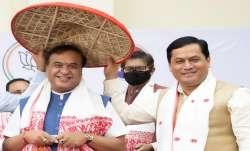 Bharatiya Janata Party (BJP) leader Himanta Biswa Sarma who