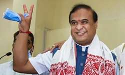 Himanta Biswa Sarma, Assam Chief Minister