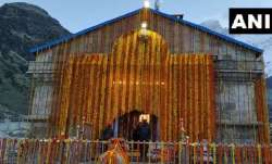 Kedarnath Temple opens